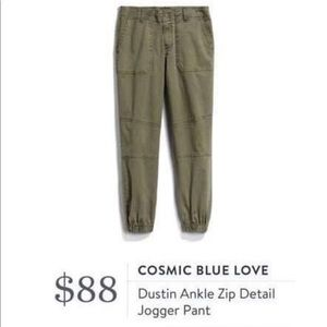 Cosmic Blue Love